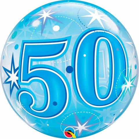 50 jaar Folieballon foto