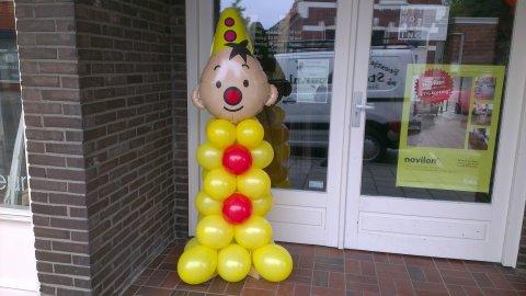 Bumba van ballonnen foto