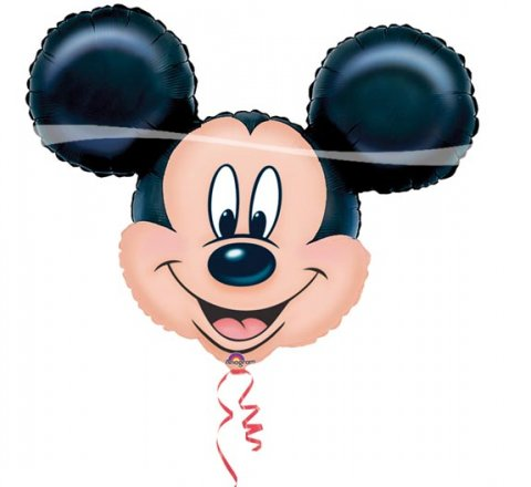 Mickey Mouse Folieballon foto