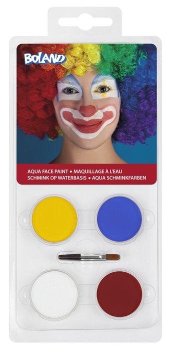 Smink clown foto