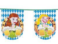 Bierfest vlaggenlijn