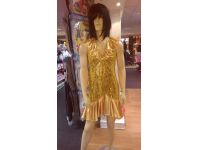 Charlston jurkje goud, jaren 20