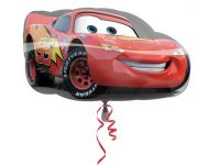 Cars folieballon groot