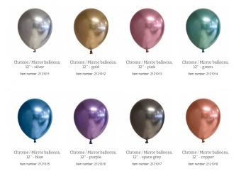 Kleurkaart reuzenballon