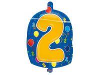 Leeftijd folie ballon 2