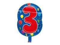Leeftijd folie ballon 3