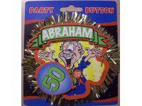 Rozet button voor Abraham