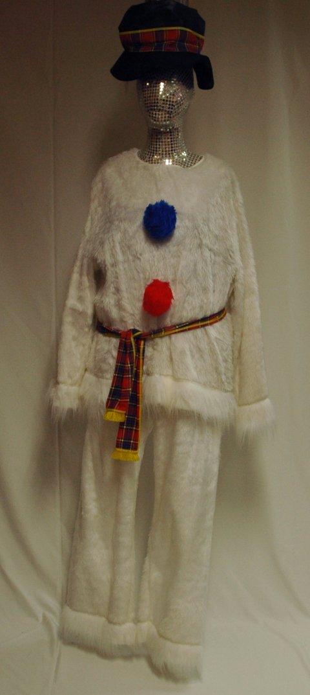 Sneeuwpop maat 46 foto