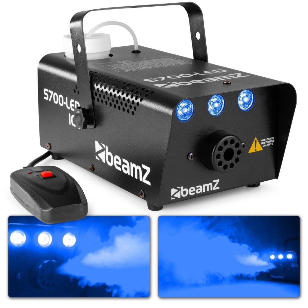 Rook machine met led foto