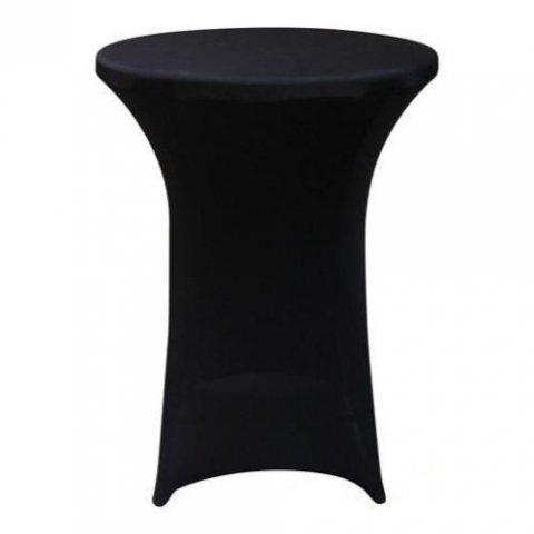 Tafelrok zwart elastisch foto