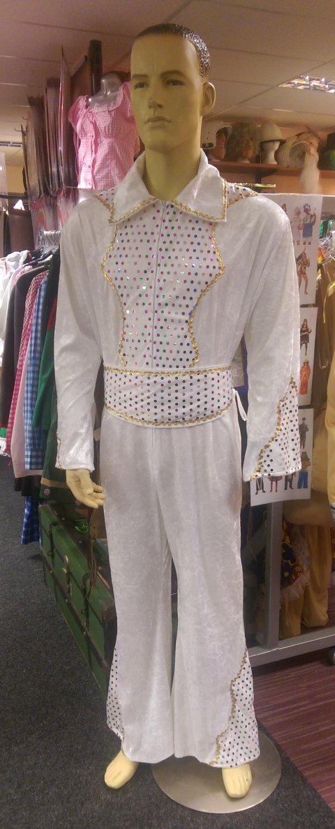 Elvis kostuum foto