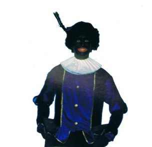 Pietenpak blauw foto