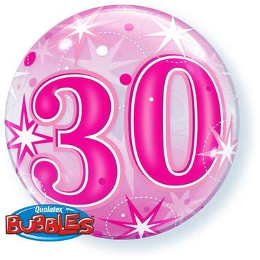 30 jaar folieballon foto