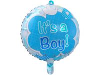 its a boy folieballon