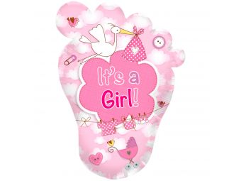 babyvoet its a girl