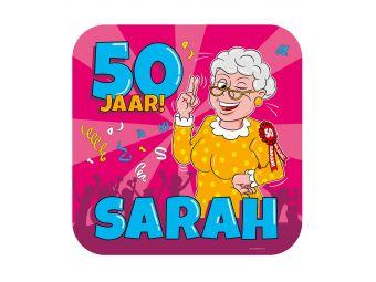 huldeschild sarah cartoon