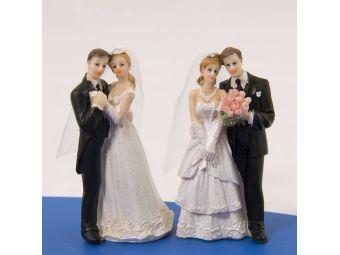 trouwfiguur klassiek koppel