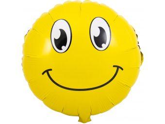 Emoticon Glimlach 45cm