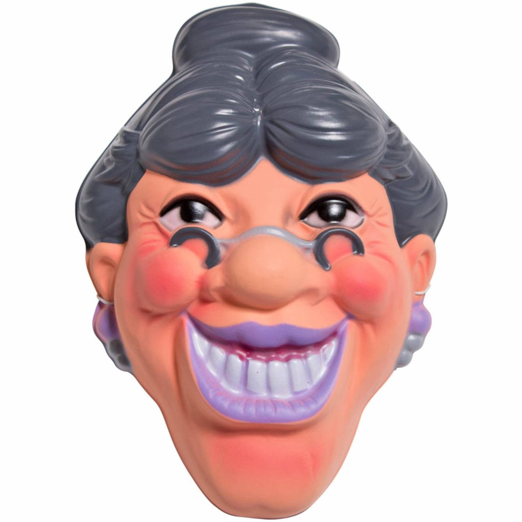 masker 3D Sarah 50 jaar foto