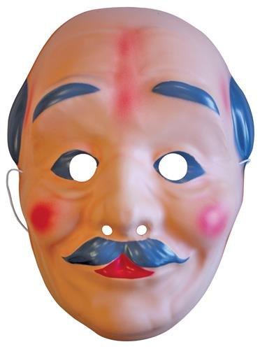 Masker Abraham foto