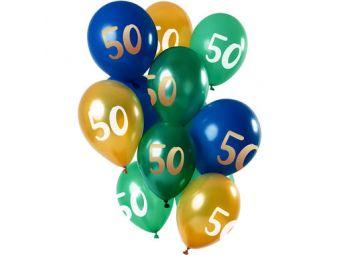 ballonnen 50 jaar groen goud