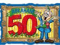 Deurkaart Abraham 50