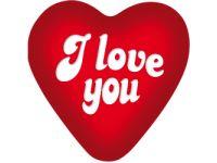 Big Sign I love you