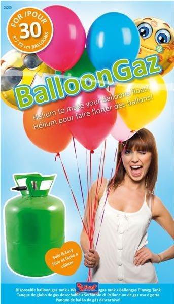 Helium tankje foto