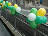 Ballonnen tros 10