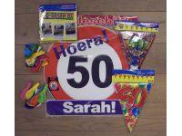 Sara feest pakket